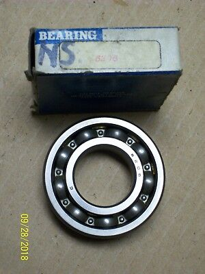2 SKF 6206-2RS2 Deep Grove Rubber Sealed Ball Bearing 3110015485189 13045 Lot
