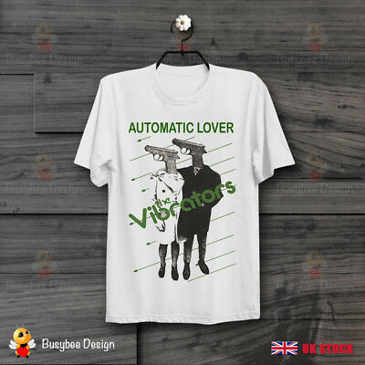 Black Destroy T-Shirt Vibrators Automatic Lover New,100 /% cotton M,L,XL,2XL