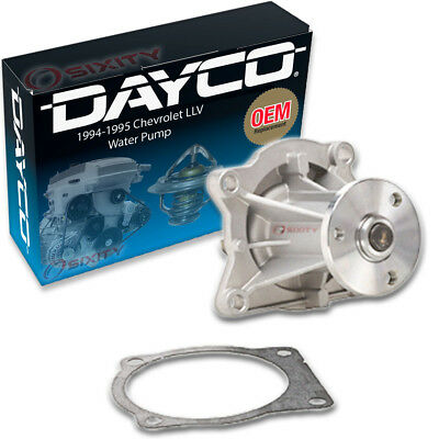 Dayco Water Pump for Chevrolet LLV 1994-1995 - Engine Tune Up Accessory fm