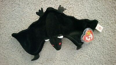 Ty beanie babies Radar The black bat