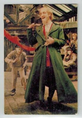 Sweetacres / Hendersons - Oliver Twist (1970) - Collector Card  #15
