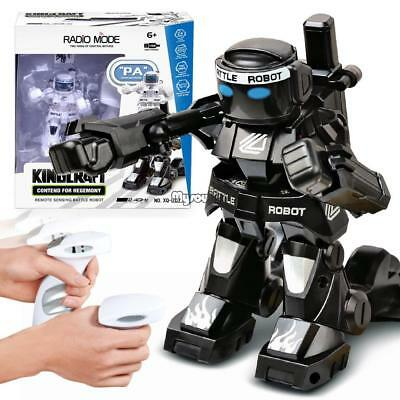 2.4G Remote Control Fighting Boxing Robot Battle Toys With Control MSF