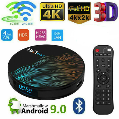 M10 Pro 4K Android Internet Tv Smart Box 2Gb / 8Gb Decoder Iptv Tastiera Wifi Ds