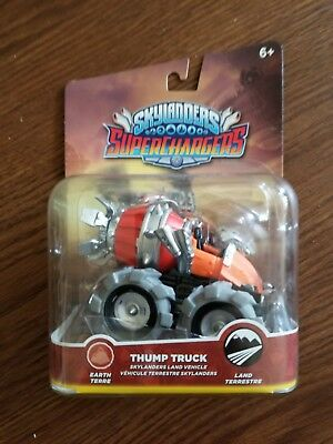 Thump Truck Skylanders Superchargers Wii Xbox PS3 PS4 Universal Character Figure