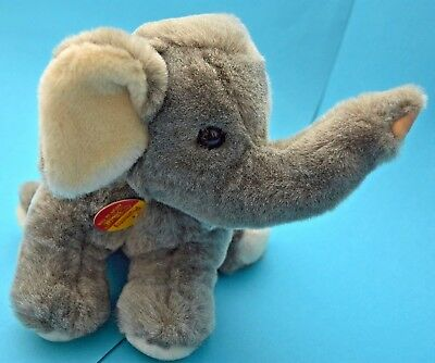 Original Steiff Elefant Pummy 083204 ca 27cm, Sammlerstück, top