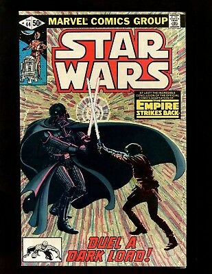 Star Wars #44 VF- Williamson Jusko Rogers 3rd Boba Fett Luke vs Darth Vader