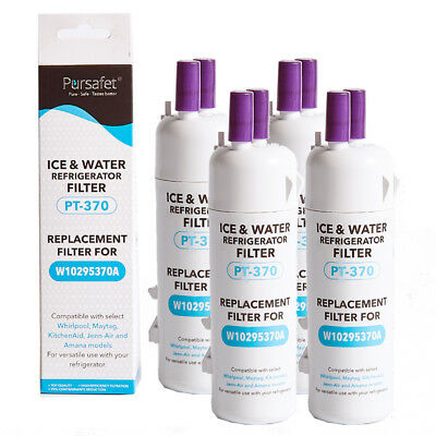 1/2/3/4PACK Pursafet Fits Kenmore 469081 46-9930 9930P Refrigerator Water Filter