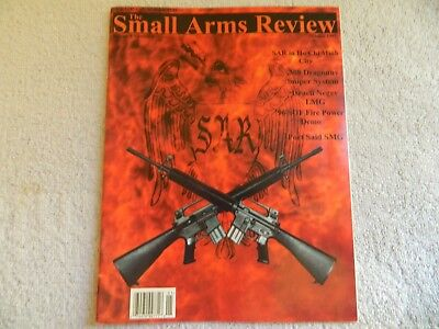 SMALL ARMS REVIEW, Volume One! COMPLETE!! Issues 1-12 Class 3  EUC