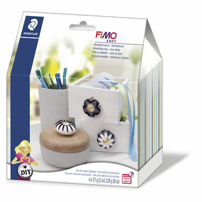 New Fimo Diy Home Deco Set Knobs, Knob, Box