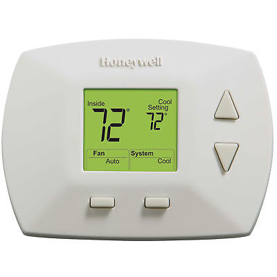 Honeywell RTH5100B1025/K1 Deluxe Manual Thermostat