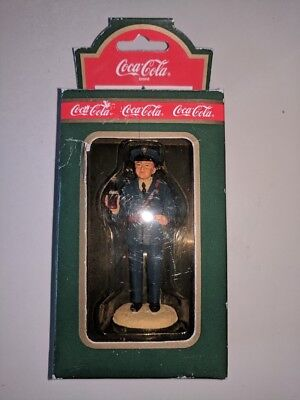 1992 Coca-Cola Officer Pat Town Square Collection Item #64317