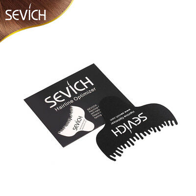 Sevich Hairline Optimizer Comb for Hair Building Fibers Powder Thicker