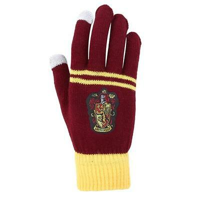 Harry Potter Gryffindor House Scarf+Cap/Hat + Gloves Soft Warm Costume Xmas Gift