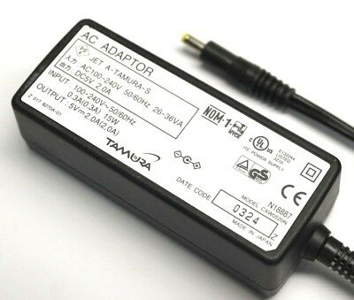 Tamura CXW0520N Power Supply Charger Adapter AC 100-240V 50/60Hz DC 5V 2A 15W