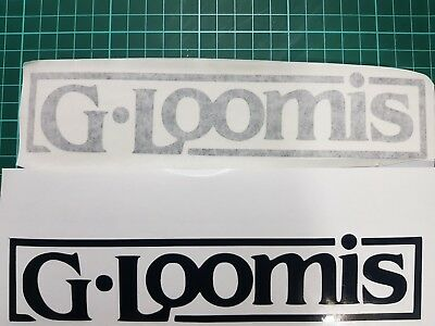 G.Loomis fishing decals/stickers