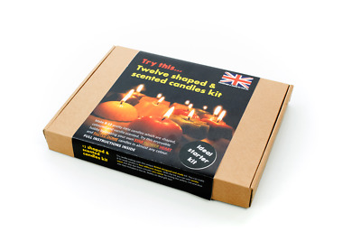 Complete Candle Making Kit - Beginners or Ultimate