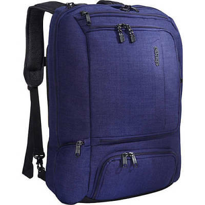 eBags TLS Professional Weekender Travel Laptop Backpack Bag NEW with Tags Blue