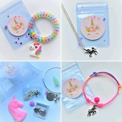 Girls/ Kids/ Childrens UNICORN Jewellery Gift Sets / Bracelet /Necklace - GIFTS