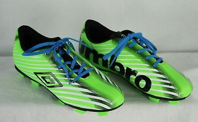 ccdeb0d24 Umbro Arturo 2.0 FG Green Kids Youth Boy Girl Soccer Cleats - Size 11K  3