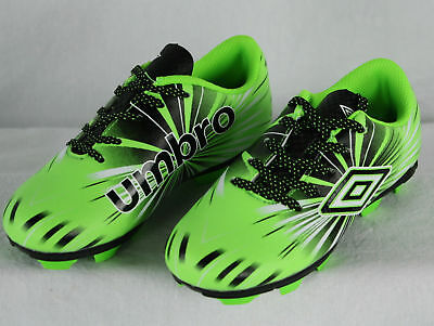 7c27884d8 Umbro Arturo 3.0 FG Green Kids Youth Boy Girl Soccer Cleats - Size 12K  6