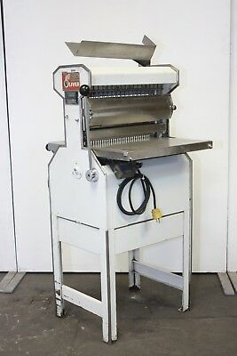 "Oliver 777 1/2"" Commercial Electric Bakery Bakers Bread Slicer Machine"