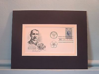 First president of the Republic of China -  Sun Yat-Sen  & First Day Cover