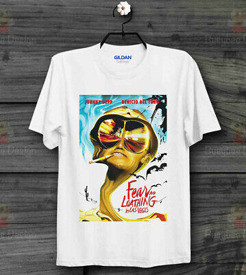 Fear and Loathing in Las Vegas CooL Vintage ideal gift Unisex T shirt B568
