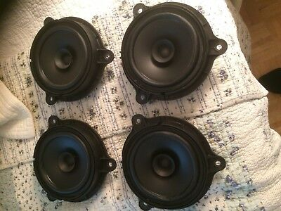 Nissan Leaf 2015 Speakers 28156-3NH0A