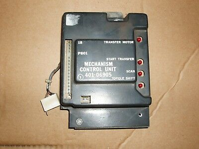 Rowe Ami jukebox R81, R82, R83 Mechanism Control Unit  -  tested and working #2