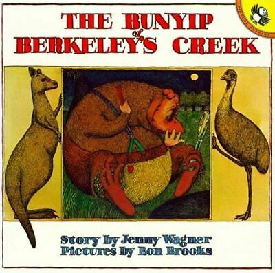 NEW The Bunyip of Berkeley's Creek  By Jenny Wagner Paperback Free Shipping