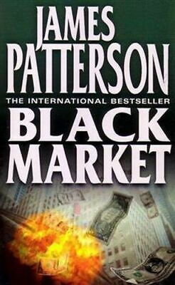 NEW Black Market By James Patterson Paperback Free Shipping