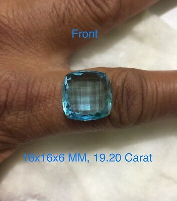 Blue Topaz Natural Gemstone