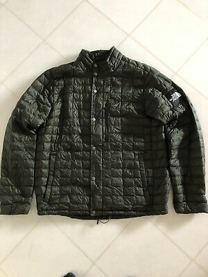 db746dfea THE NORTH FACE Green Thermoball Jacket. Men`s Size Xxl.nice Shape ...