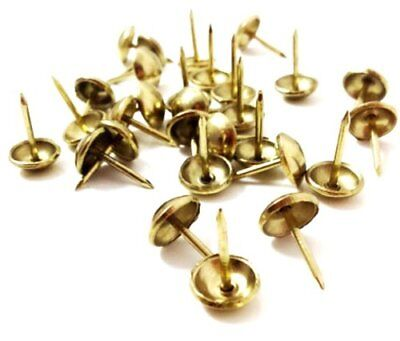 Chrome Silver Nickel Brass Decorative Upholstery Nails / Studs / Tacks / Pins