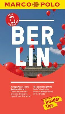 Berlin Marco Polo Pocket Travel Guide 2018 - with pull out map 9783829707978