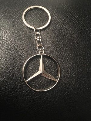 Mercedes-Benz  Key Ring - (100% NEW)