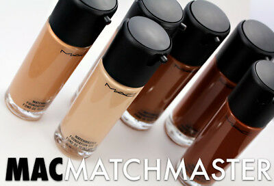 BUY ONE GET ONE FREE (SAME SHADE) NEW-MAC Matchmaster liquid foundation 35ml