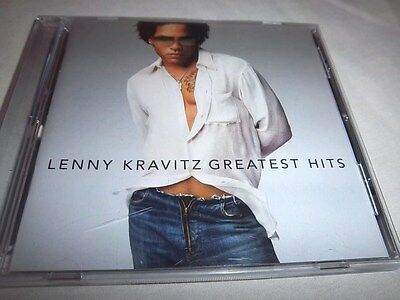 Lenny Kravitz-Greatest Hits-Virgin 50316 2 Mint Cd