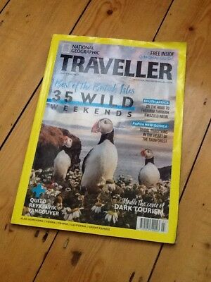 National Geographic Traveller Magazine March 2018 !