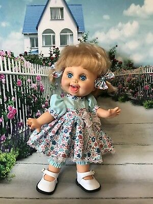 Set of clothes Galoob Baby Face doll
