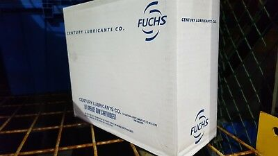 Fuchs Renolit St-80 Grease Gun Cartridges Box Of 10 (Br2.4)