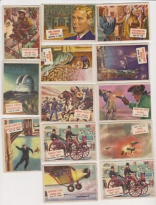 MANY LISTED 1954 Topps SCOOPS PICK ONE CARD/MORE COMPLETE YOUR SET HIGH GRADE
