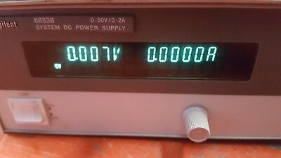 Hp / Agilent 6633B System Dc Power Supply (Br2.4)