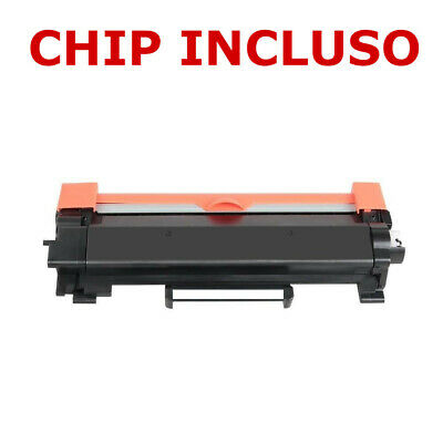 TONER COMPATIBILE BROTHER TN-2420 Senza Chip per DCP-L2530DW HL-L2350DW HL-L2370
