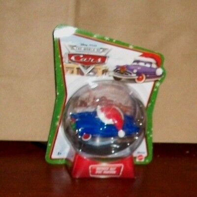 Disney Pixar Cars Holiday Decked Out Doc Hudson