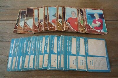 A&BC Make A Photo Football Cards 1963! VGC! Pick & Choose The Cards You Need