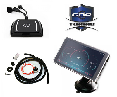 GDP EZ LYNK 2 0 Tuner w/ CSP5 Switch For 2013-2018 Dodge 6 7
