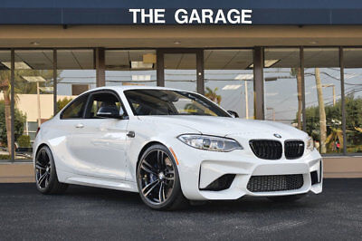 BMW M2 M2 PERFORMANCE EDITION '17 BMW M2,895 Miles, Performance Edition Pkg, 365 HP,Man Trans, M Drivers Pkg.