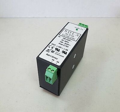 New SOLA SCP30D512-DN Power Supply