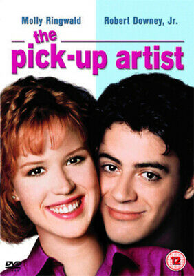 The Pick Up Artist DVD (2007) Robert Downey Jr, Toback (DIR) cert 12 Great Value